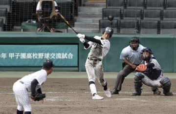明徳義塾6―5鳥取城北 明徳、逆転サヨナラ勝ち 画像1
