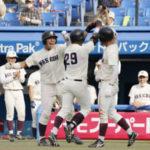 東京六大学野球が開幕 慶大、早大が勝つ 画像1