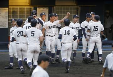 高野、強豪対決は履正社が制す 代替大会の大阪準決勝 画像1