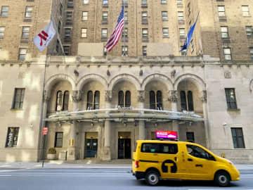 米ホテルのマリオット、赤字転落 4~6月期、売上高7割減 画像1