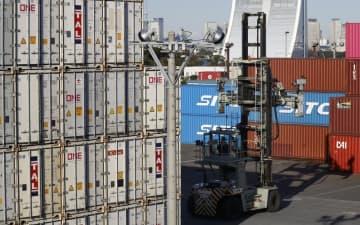 6月の経常黒字、86.6%減 新型コロナで貿易縮小 画像1