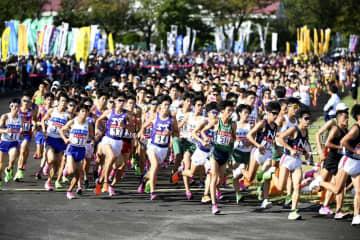 10月の箱根駅伝予選会は無観客 自衛隊立川駐屯地で周回コース 画像1