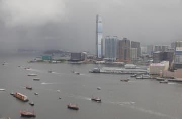 米、香港から輸出は「中国製」に 国安法制裁、貿易で同一の扱い 画像1