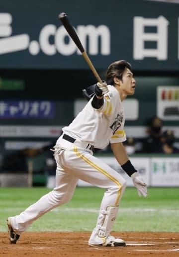 ソ8―7オ(11日) 柳田が2本塁打 画像1