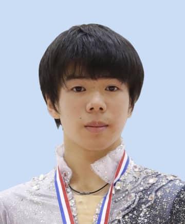 フィギュアの佐藤駿「滑り込む」 10月からのGPへ16歳が抱負 画像1