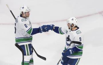NHL、カナックスが先勝 プレーオフ1回戦 画像1