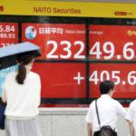 東証大幅続伸、終値405円高 半年ぶり高値、ワクチンに期待 画像1