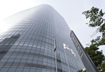 電通、157億円の黒字 6月中間決算、2年ぶり 画像1