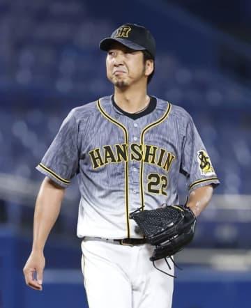 阪神・藤川、今季2度目の抹消 右上肢のコンディション不良 画像1