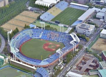 東京六大学野球、慶大が3勝目 明大に11―2、1回戦総当たり 画像1