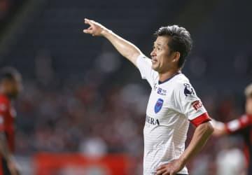 横浜FC下平監督、カズを高評価 「ちょっと驚いている」 画像1