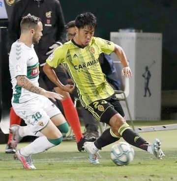サッカー、香川が第1戦はドロー スペイン1部昇格プレーオフ 画像1