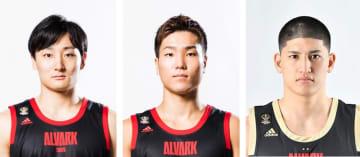 バスケ、田中大貴ら3選手が陽性 Bリーグのアルバルク東京 画像1