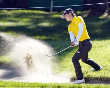 女子ゴルフ、笹生優花が首位発進 未勝利の19歳、ツアー第2戦 画像1