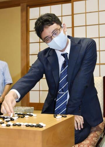 囲碁、一力遼八段が碁聖奪取 初の七大タイトル 画像1