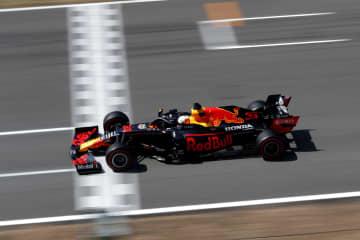 F1、フェルスタッペンが3番手 スペインGP予選 画像1