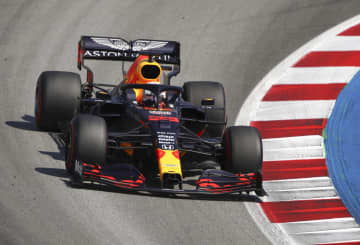 F1、フェルスタッペンが2位 ホンダは5戦連続表彰台 画像1