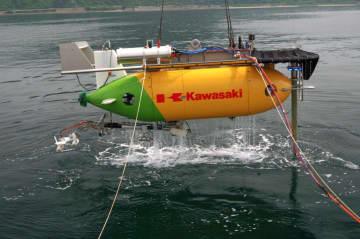 三洋化成、次世代電池の実証実験 潜水機に搭載、来年にも量産化 画像1