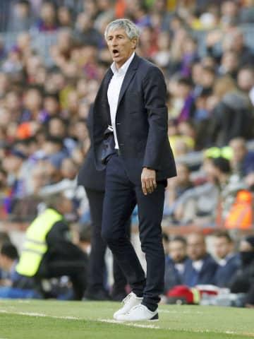 サッカー、バルセロナの監督解任 欧州CLで記録的大敗 画像1