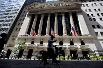 NY株続落、66ドル安 SPは半年ぶり最高値更新 画像1