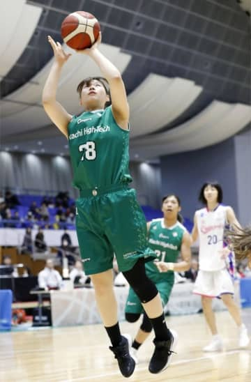 バスケ、男女各20チームに縮小 全日本選手権、期間も短縮 画像1
