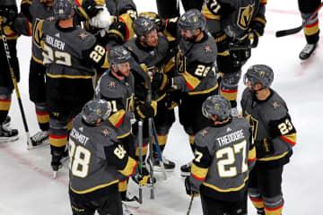 NHL、ゴールデンナイツが突破 プレーオフ準決勝へ 画像1