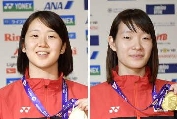 バド、永原・松本組が五輪確実に 女子ダブルス、初の代表 画像1