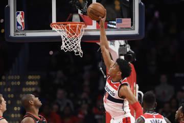 NBA、八村の1年目に満足感 ウィザーズGMが評価 画像1