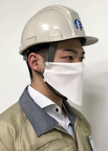 夏の建設現場、コロナ対策で工夫 熱中症予防、塩ゼリーやIT活用 画像1