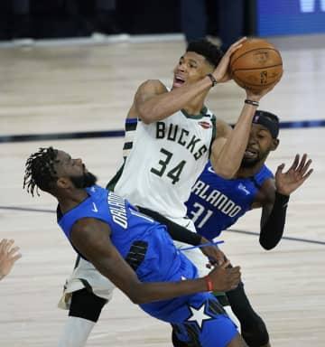 NBA、第1シード勢1勝1敗に プレーオフ 画像1