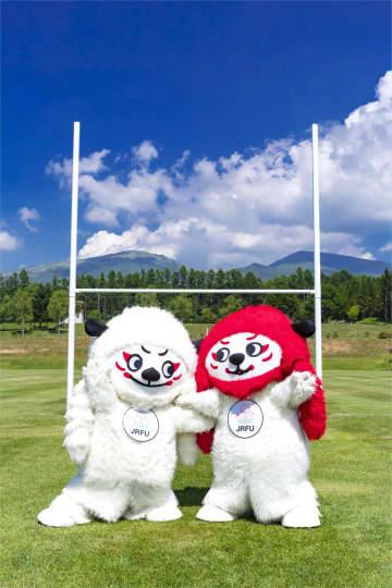 W杯からおかえり「レンジー」 日本ラグビー協会マスコットへ 画像1