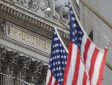 NY株、半年ぶり高値 治療期待、2万8千ドル回復 画像1