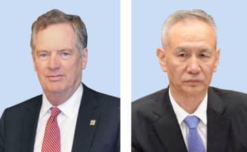 米中の閣僚級が電話で貿易協議 3カ月半ぶり、決裂避ける 画像1