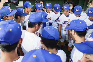 東邦、県岐阜商が3年生引退試合 高校野球、コロナで代替大会辞退 画像1