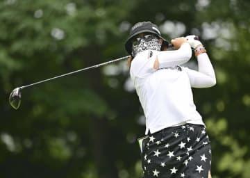 女子ゴルフ、大城65で首位発進 ニトリ・レディース、笹生2打差 画像1