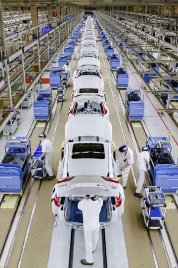 自動車の世界生産、14%減 7月、米中けん引で改善 画像1