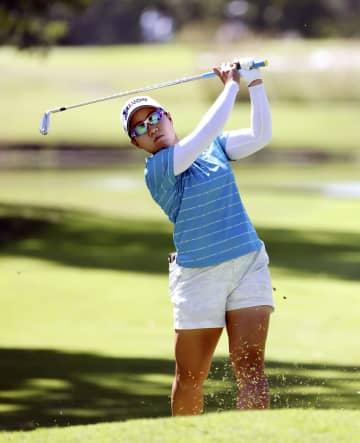米女子ゴルフ、畑岡は25位発進 アーカンソー選手権第1日 画像1