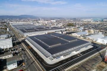 大和ハウス、工場電力を再エネ化 国内4カ所、イメージ向上に 画像1