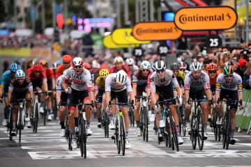 ツール・ド・フランス開幕 クリストフが第1ステージ制す 画像1