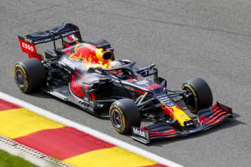F1、フェルスタッペンが3位 ホンダ、6戦連続表彰台 画像1