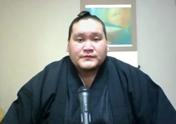 照ノ富士、秋場所へ意欲 復活Vから「次も頑張る」 画像1