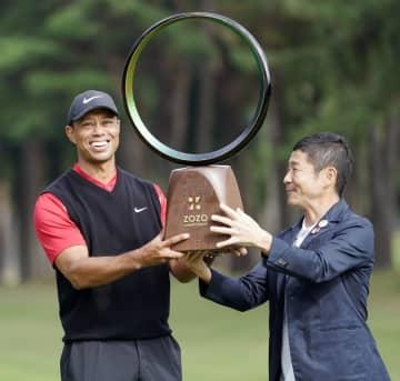 ゴルフ、ZOZOは米開催に変更 米男子ツアー、千葉から 画像1
