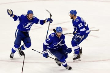 NHL、ライトニングが東決勝へ プレーオフ、4勝1敗 画像1