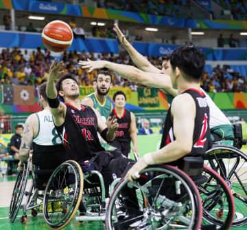 車いすバスケ、資格回復を求める 10カ国の選手が声明、東京パラ 画像1