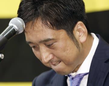 阪神は「父」、甲子園は「母」 藤川球児投手、感極まる引退会見 画像1