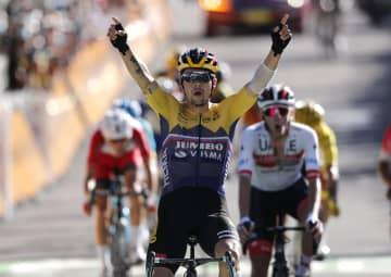 自転車、ログリッチが第4S制す ツール・ド・フランス 画像1