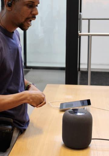 米アップル、今秋に新製品発売 スピーカーやヘッドホンなど 画像1