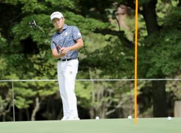 男子ゴルフ、3日から国内初戦 賞金王の今平周吾「楽しみ」 画像1