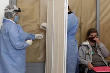 ブラジルの感染者400万人超 新型コロナ、死者は12万人 画像1