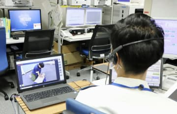 119番した人に動画撮影を依頼 東京消防庁が新システム試行 画像1